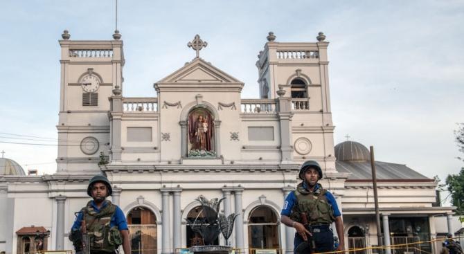 Шри Ланка: Ударите срещу християните бяха мъст за Крайстчърч