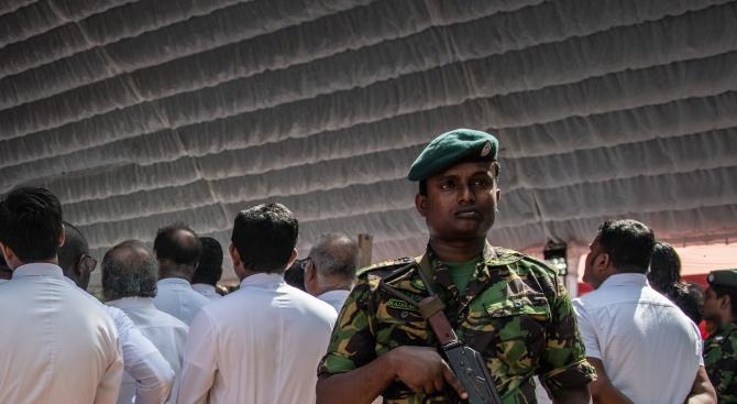 Снимка: ИД: Ние ударихме Шри Ланка!