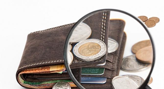 Снимка: 40-годишен намери и върна в полицията портмоне с пари и документи