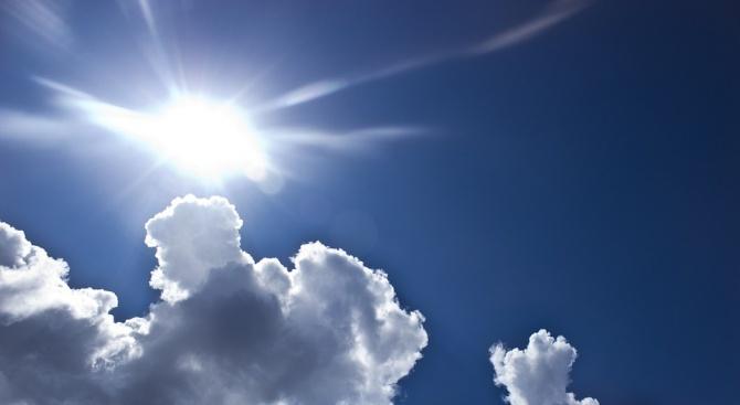 Снимка: Днес ще е предимнослънчево