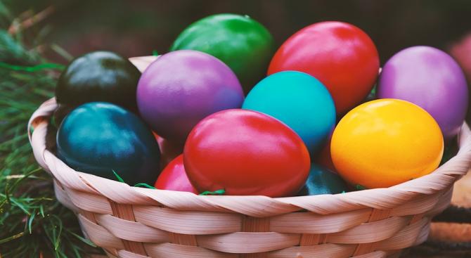 Християнските символи в народната култура, които са свързани с Великден