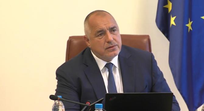 Борисов: На Велика сряда свещениците ще си получат заплатите