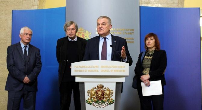 Румен Петков връчи писмо на Борисов с настояване за промени в отношенията на България със Северна Македония