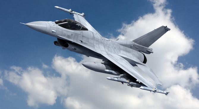 """""""Локхийд Мартин"""" откри новия си завод за F-16 в Грийнвил, Южна Каролина"""
