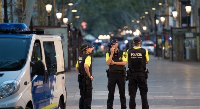 Задържаният за фалшивата бомбена заплаха срещу небостъргача Torre Espacio в