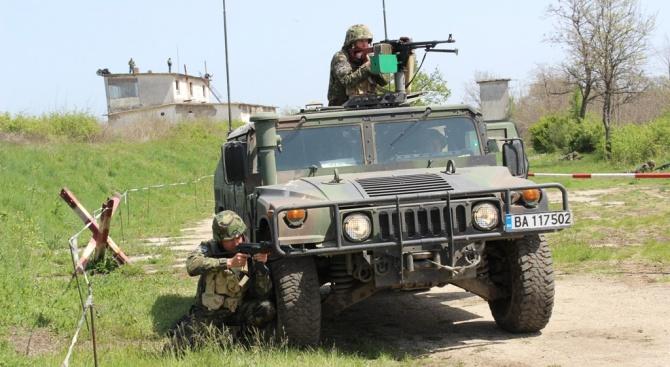 Сертификация на 38-мия контингент от Въоръжените сили за участие в