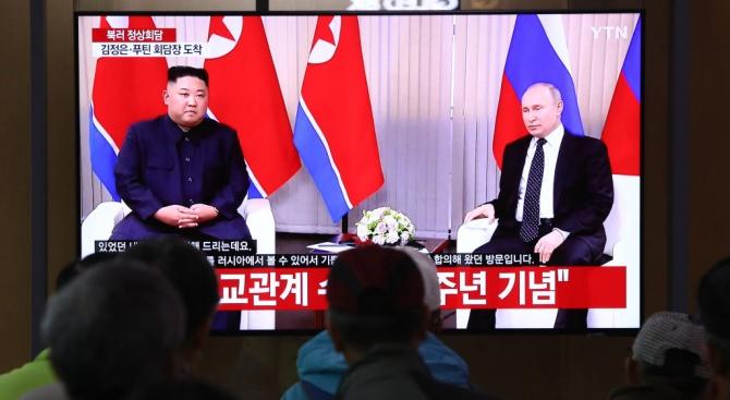 Северна Корея трябва да се ползва с гаранции за сигурността