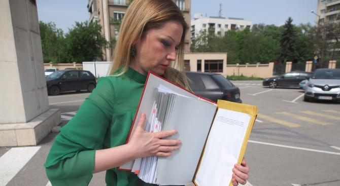"""БСП внесе оригинала на записа по случая """"Ало, Банов съм"""" в Апелативна специализирана прокуратура"""