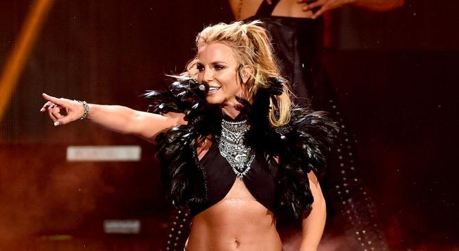 Американската поп звезда Бритни Спиърс се обърна към феновете си