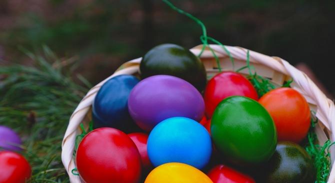 Забравете за боите с Е-та. Ето как да оцветите яйцата за Великден