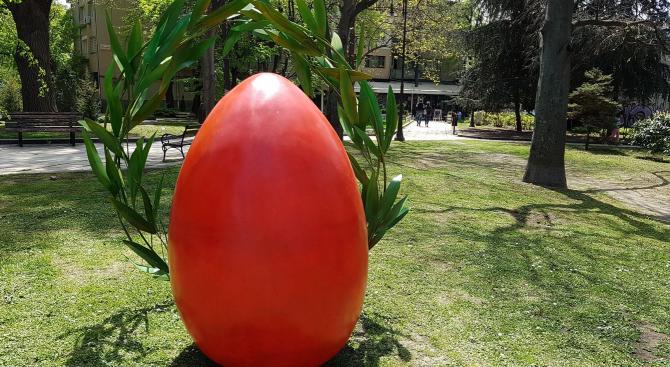 Варна посреща Великден с нова украса