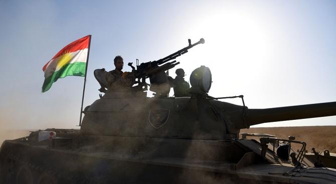 Сирийската армия зае изоставени от кюрди райони в провинция Ракка