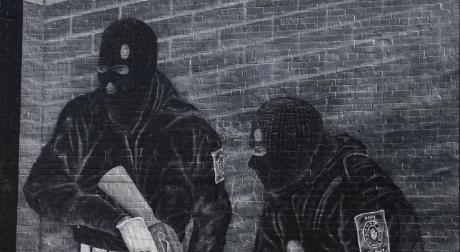 Брекзит е дал възможност на войнствената ирландска националистическа групировка, която
