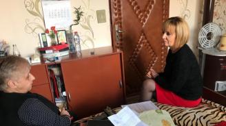 Мая Манолова ще дари 500 пакета с хранителни продукти на социално слаби и възрастни хора