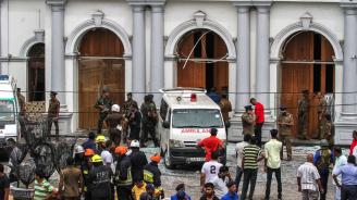Броят на загиналите в Шри Ланка се увеличи до 290 души