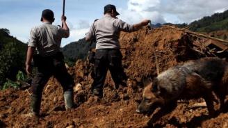 Кално свлачище в Колумбия уби най-малко 14 души
