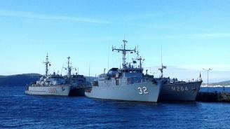 Отварят офертите за патрулни кораби за армията