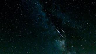 Смайващ спектакъл от падащи звезди ни очаква тази нощ