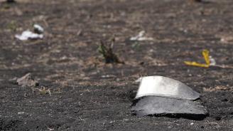 Дефектни болтове откъснали крилото на самолета над стадиона в Оризари