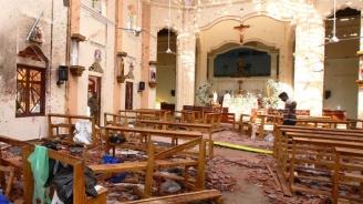 Нов взрив в църква в Шри Ланка
