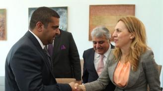 Марияна Николова: Налице е потенциал за инвестиционно сътрудничество между  България и Кувейт