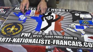 МВнР: Вандалските прояви с нацистка символика нямат място в нашата страна