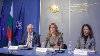 Екатерина Захариева даде начало на Националния комитет по международно хуманитарно право