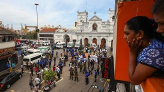 Броят на загиналите при атакитев Шри Ланка чужденцинарасна до 39