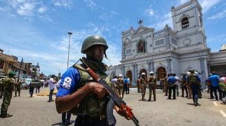 Шри Ланка е в режим на извънредно положение след атентатите в неделя