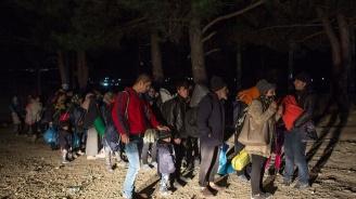 Около 500 мигранти бяха заловени в мексиканския щат Чиапас и откарани в център за депортиране