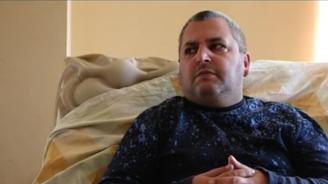 Баща на три деца, парализиран след катастрофа, остана без дом заради неплатена ипотека