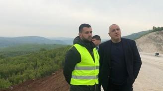 """Борисов: До 2020 г.  АМ""""Хемус"""" ще мине Плевен"""