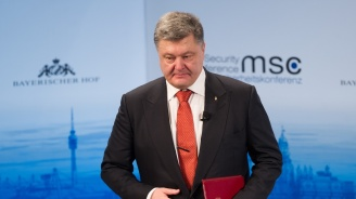 Руска водка е взела главата на Петро Порошенко?