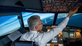 След повече от 20 години служба: спипаха пилот, че… не може да пилотира