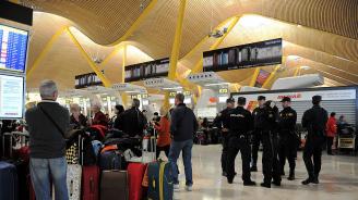 Мъж рани с нож две жени на летището в Мадрид