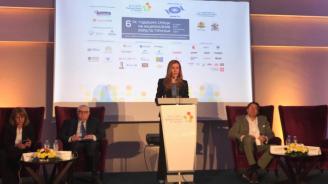 Министър Ангелкова: Привличаме водещи хотелски брандове, те дават тласък за успешен конгресен туризъм