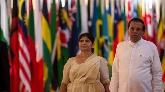 Президентът на Шри Ланка обеща пълно преструктуриране на полицията