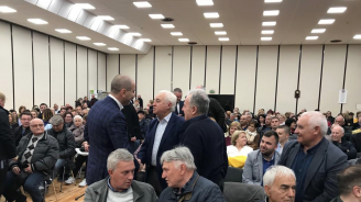 Цветанов: Успехът на ГЕРБ на евроизборите означава стабилност