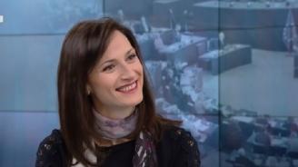 Мария Габриел: Евролистата на ГЕРБе съставена от изключително знаещи и можещи хора
