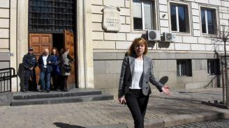 """Фандъкова инспектира злополучния фонтан на пл. """"Славейков"""""""