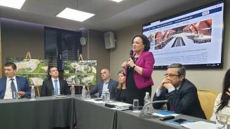 """Ивелина Василева: Реализираните инфраструктурни проекти в район """"Възраждане"""" ясно показват какъв е ефектът от европейската солидарност"""