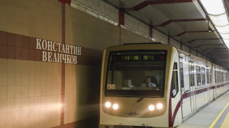 Слагат прегради в метрото като превантивна мярка срещу самоубийци
