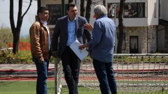 Калоян Паргов: Фандъкова да не бяга от отговорност за изсечените борове в Бистрица