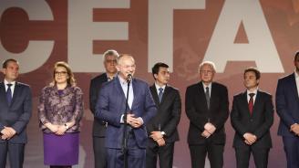 Станишев: Левицата е силна, когато има кауза