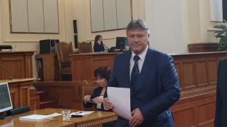 Митко Полихронов зае депутатското място на подалия оставка Делян Добрев