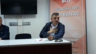 Кирил Добрев: В тези избори с нас са всички, които искат промяна на статуквото