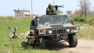 Сертификация на 38-мия контингент за участие в мисията на НАТО в Афганистан