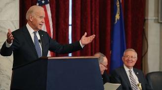 Бивш вицепрезидент на САЩ тръгна към Белия дом
