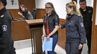 Иванчева: Надявам се да не водя предизборната си кампания от ареста