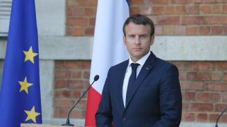 Реформата на Еманюел Макрон спира България и Румъния за Шенген?